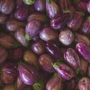 sustainable local eggplant