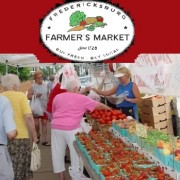 Fredericksburg famers markets