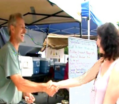 Richmond farmers markets customer service