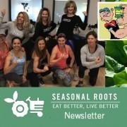 riley shaia spinach health benefits