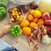 how to store fresh vegetables