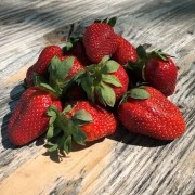 strawberries spring superfood