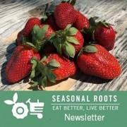 strawberries spring superfood