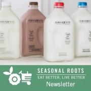 Oberweis glass bottles milk