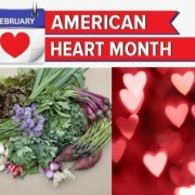 heart-healthy local food for American Heart Month