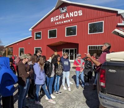 local dairy tour
