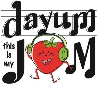 Dayum this is my Jam logo