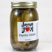 psycho diller pickles