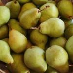local pears