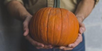 local pumpkins for seasonal eating